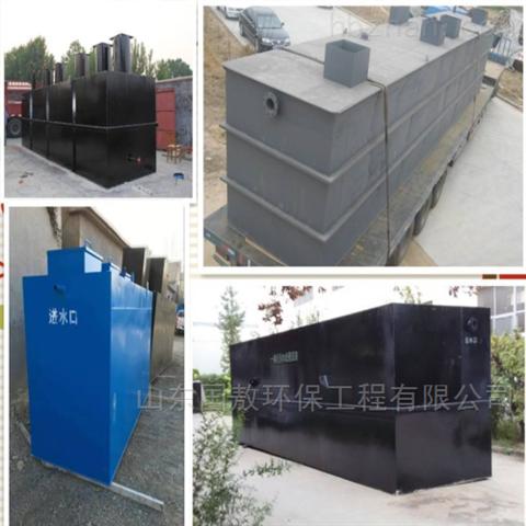 巴中地埋式污水处理设备消毒设备生产厂家