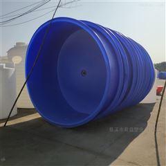 7000升敞口PE水产养殖桶