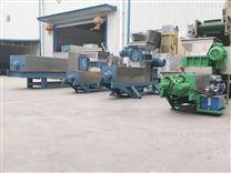天众供应优质破碎压榨机 市场垃圾处理设备