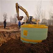 河源GRP一体化预制泵站资质齐全至通