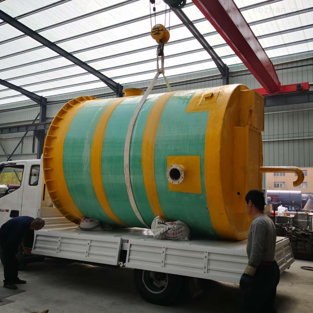 秦皇岛市工业园一体化提升泵站承诺守信