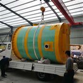 临沧城市低洼预制泵站老泵站改造