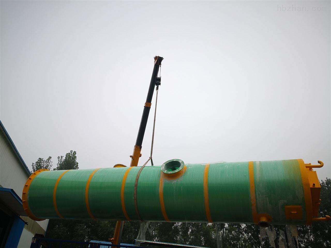 太原市一体化污水提升泵站制造商|