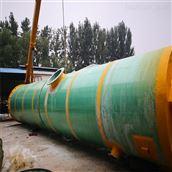 沧州市工业园一体化提升泵站安装视频