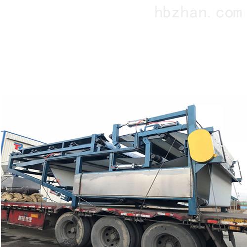泥水分离机污泥脱水机带式压滤机设备