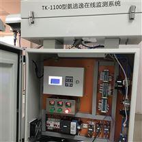 燃煤电厂氨逃逸监测分析仪系统