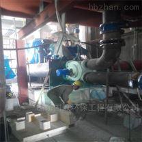 全自动管刷在线清洗装置,毛刷清洗系统