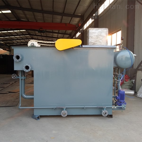 四川肉制品加工废水处理设备-溶气气浮机