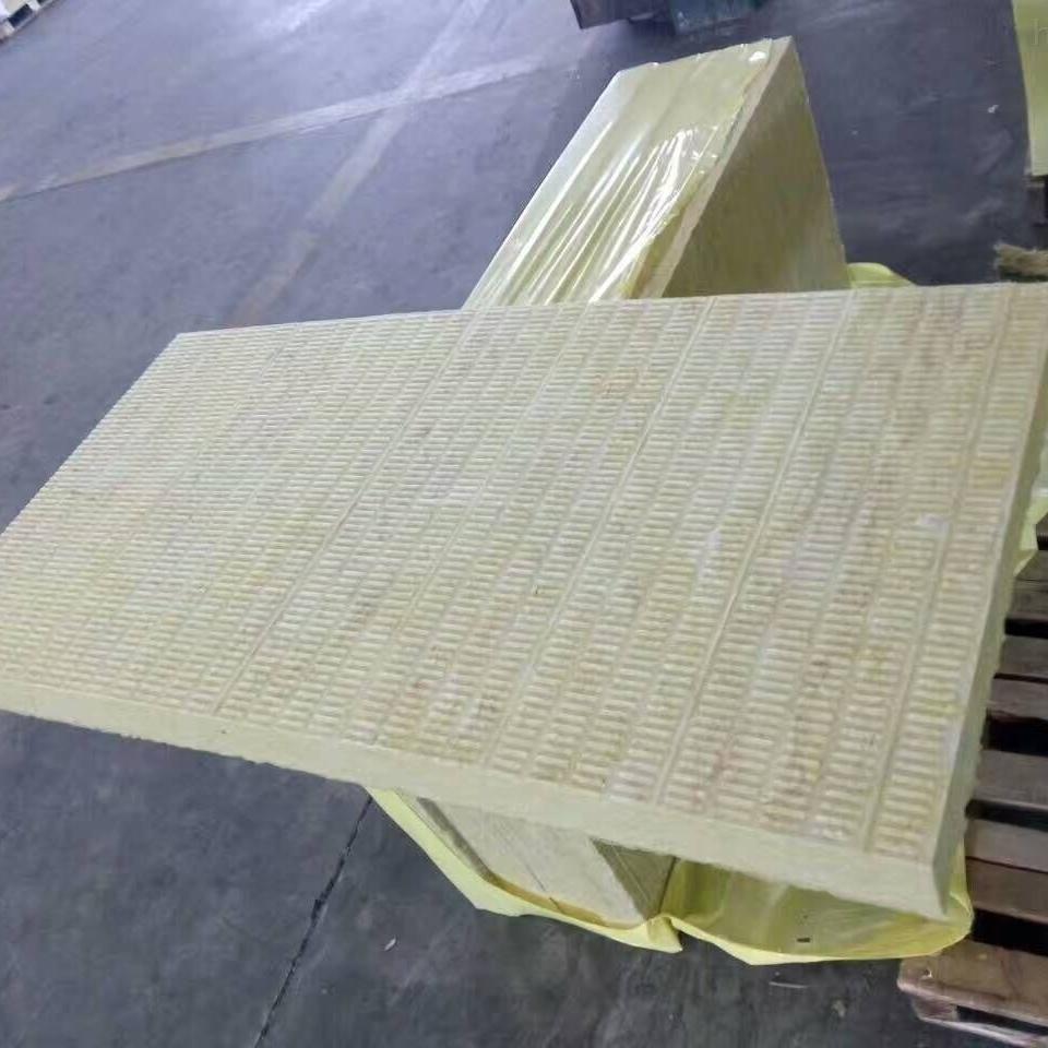 标准-防火外墙岩棉板