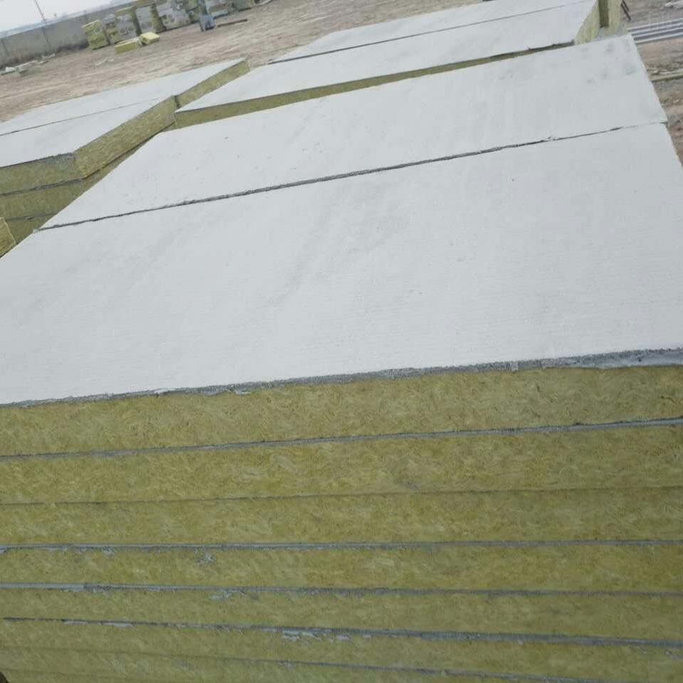 厂家批发防火岩棉复合板