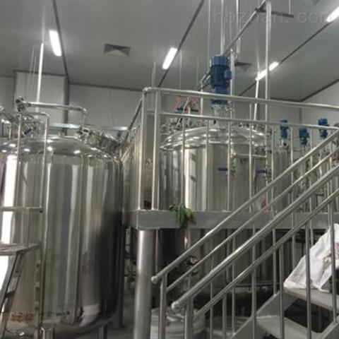 生物工程发酵罐