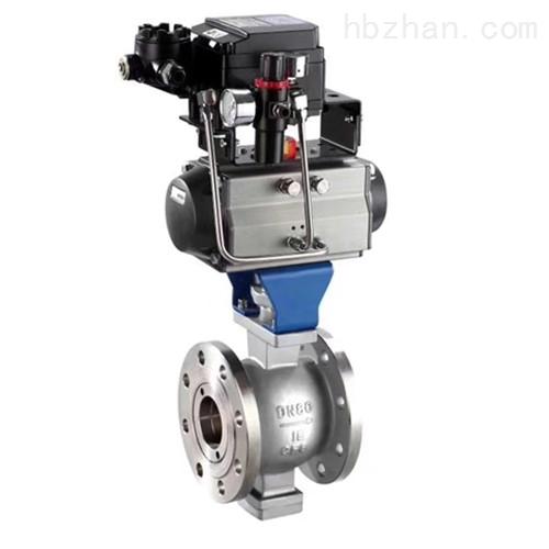 气动调节球阀VQ647Y-PN16-25