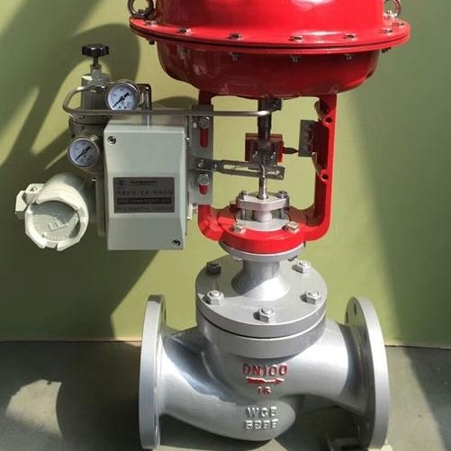 气动调节阀ZJHM-PN16~25