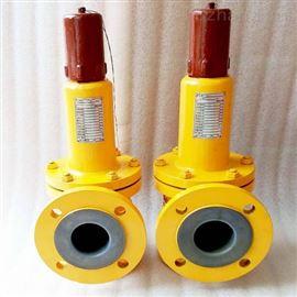 A42F4襯氟安全閥
