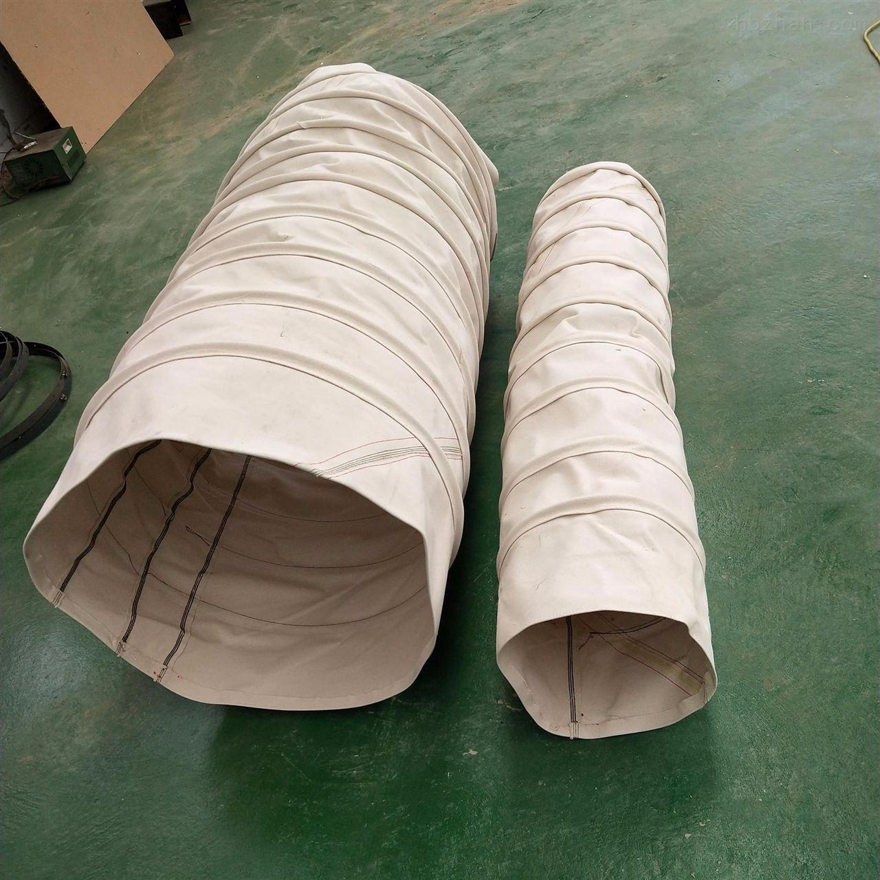 大布袋裝船機卸料伸縮節