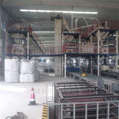 全自动免拆建筑结构保温一体板生产设备
