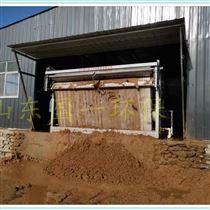 诸城污泥浓缩脱水机 带式泥浆压干机