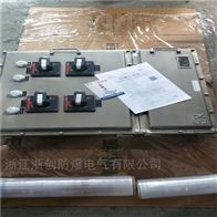 BXMD水泥厂颗粒粉尘防爆照明配电箱