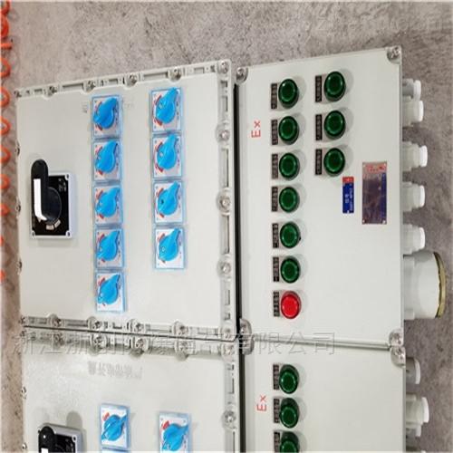 正泰变频器防爆照明调速配电箱
