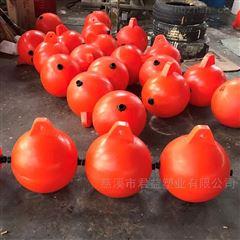 塑料浮球水上施工危险标志浮球 PE浮球