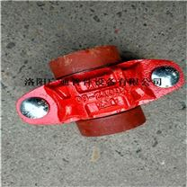 肩形环式卡箍管接头对开式伸缩接头