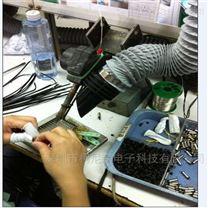 工厂生产线锡烟雾除烟净化臭味过滤设备
