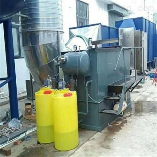 高碑店食品加工废水处理器定制