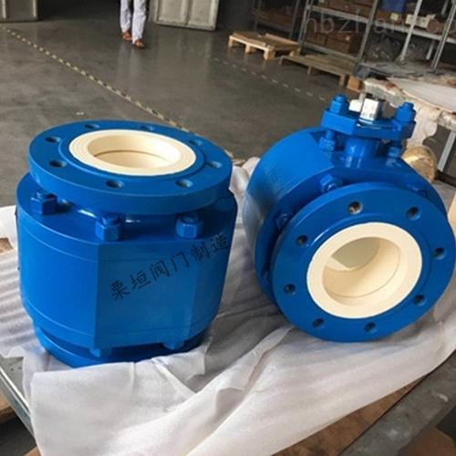 电动调节陶瓷球阀FCCV1-FEICF-16WZZO7