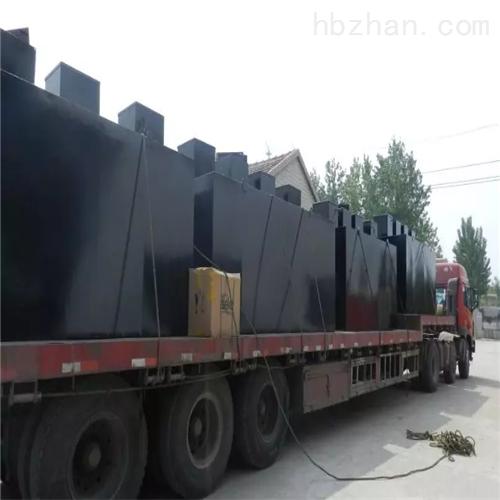 敦化市食品加工废水处理设施厂家