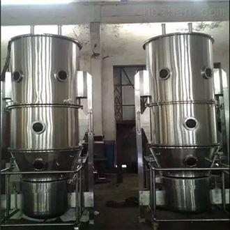 FL冲剂颗粒沸腾制粒干燥机