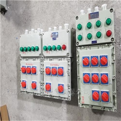 BXD52-6/K防爆动力配电箱