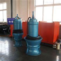 城市雨季防汛潜水轴流泵生产厂家