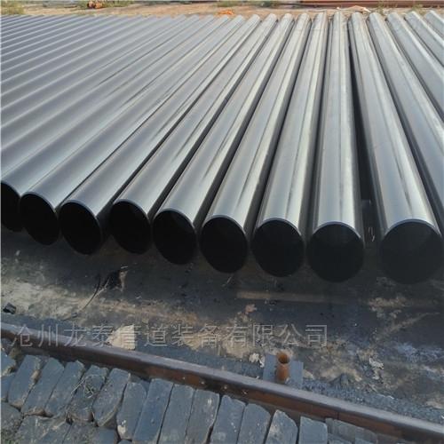 地埋加强级环氧煤沥青防腐螺旋钢管