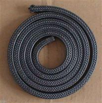 耐腐蚀黑四氟盘根、四氟填料盘根环生产厂家