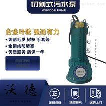 沃德化粪池排污泵潜水泵管道泵