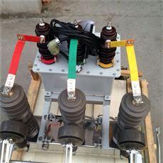 10KV高压户外柱上真空断路器