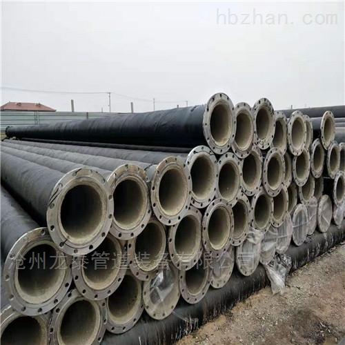 水泥砂浆衬里防腐钢管出厂价格