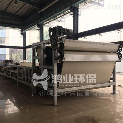韶关带式压泥机价格|山西污泥压滤机厂家
