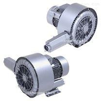 双叶轮旋涡风机