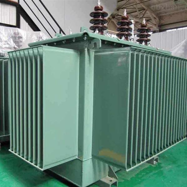 西安现货S11M-500KVA油浸式变压器
