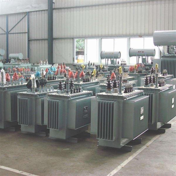 10/0.4KV油浸式电力变压器S11M-800KVA