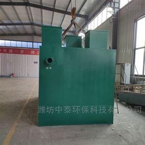 ZT-30潍坊中泰环保污水处理一体化设备