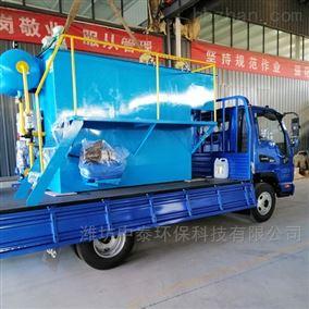 河南济源市溶气气浮机设备质量优异出水达标
