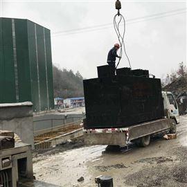 江西养猪场一体化污水处理设备日处理量