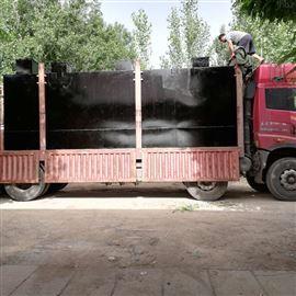 地埋式酒店污水处理设备特点