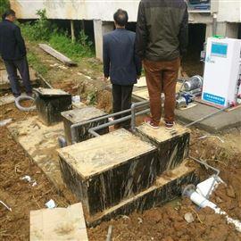 地埋式生存污水处分装配的几种应用技巧