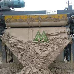 石材厂切割泥浆脱水设备