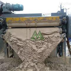 建筑废料制砂泥浆脱水机