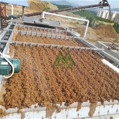 机制砂厂泥浆脱水设备