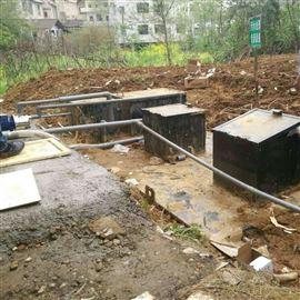 黑龙江一体化屠宰养猪场污水处理设备